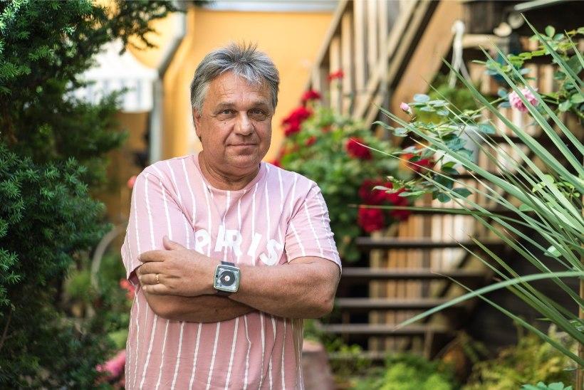 SÜNNIPÄEVAGALERII   Allan Roosileht tähistab 60. aasta juubelit!