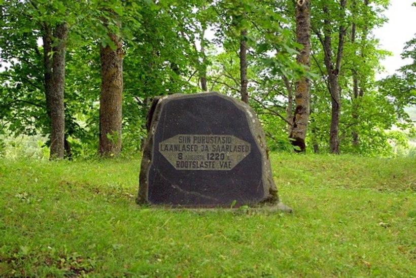 MINEVIKUHETK | 8. august: saarlased lõid Lihula lahingus rootslased Eestimaalt välja
