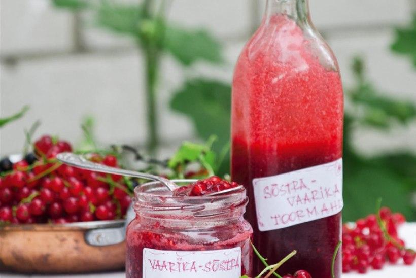 SÕSTRAD HÜPPAVAD PURKI: 7 ideed, kuidas teha talveks maitseküllaseid ja ravivaid hoidiseid