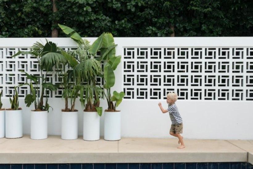 Kasuta kodukujunduses täiesti uudset materjali! Tee sein dekoratiivsest õõnesplokist