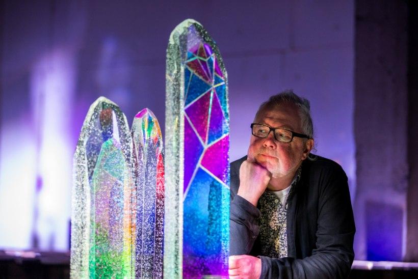 Valgusepüüdja Ivo Lill: klaasmäe tipust otse pilve piirile