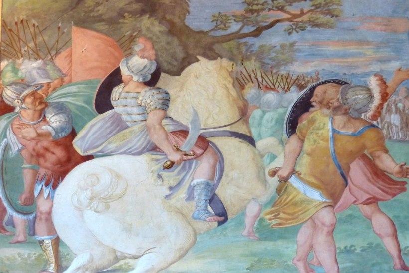 MINEVIKUHETK | 9. august: Caesar lõi Farsalose lahingus Pompeiuse ülekaalukat sõjaväge