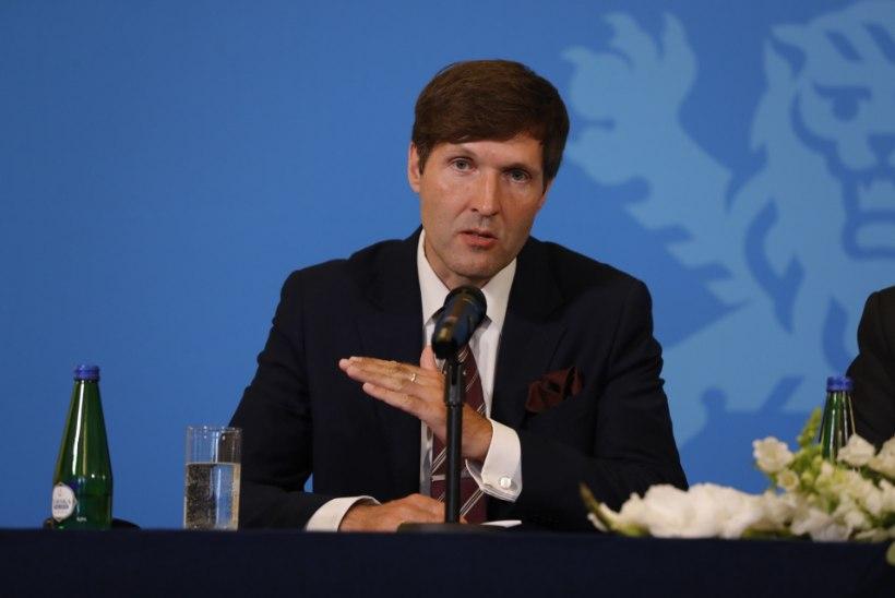 Martin Helme kaitses oma isa valitsusest puudumisi: libauudis!