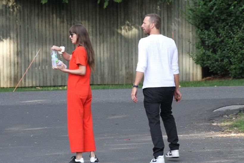 Juunis lahku läinud Chris Martin ja Dakota Johnson on jälle koos