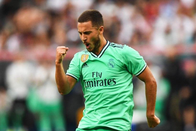 VIDEO | Eden Hazard sai Reali eest jala valgeks kauni väravaga