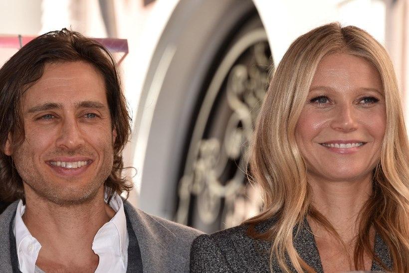 Aasta tagasi abiellunud Gwyneth kolib mehega viimaks kokku