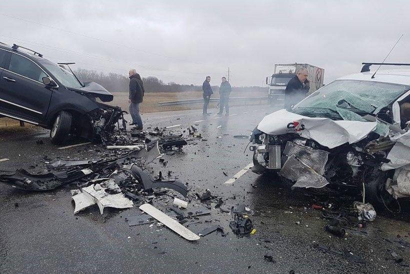 """Rängas autoavariis ellu jäänud Aleksandra Šilova: """"Teine võimalus elada ei saa olla halb."""""""