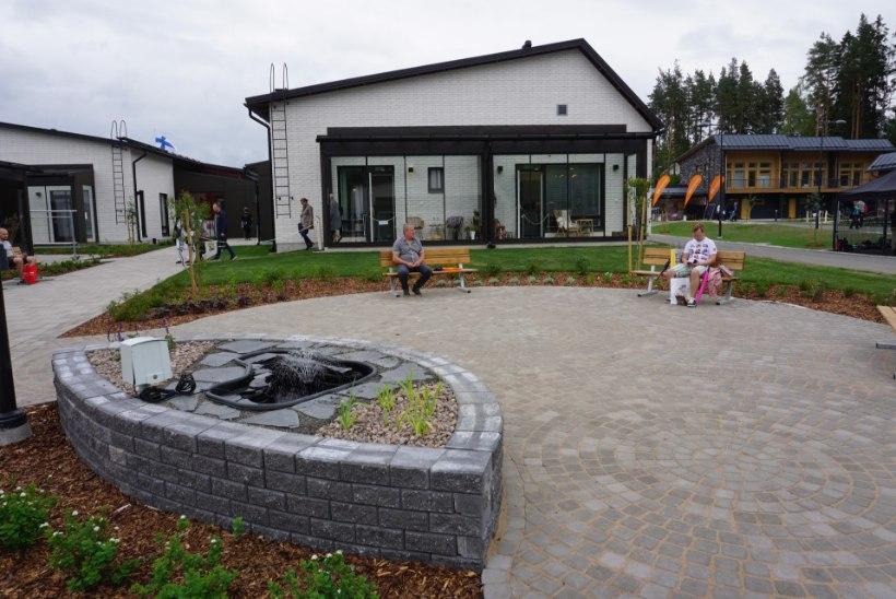 GALERII | Mida üllatavat toimus Soome populaarsel elamumessil?