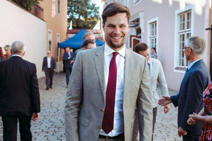 Poliitikast lahkuv reformierakondlane Kalle Palling on pettunud, et ei saanud ministriks