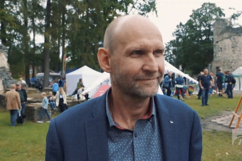 ÕL VIDEO ARVAMUSFESTIVALILT | Helir-Valdor Seeder: seda üritust võib nimetada ka poliitiliseks laulupeoks