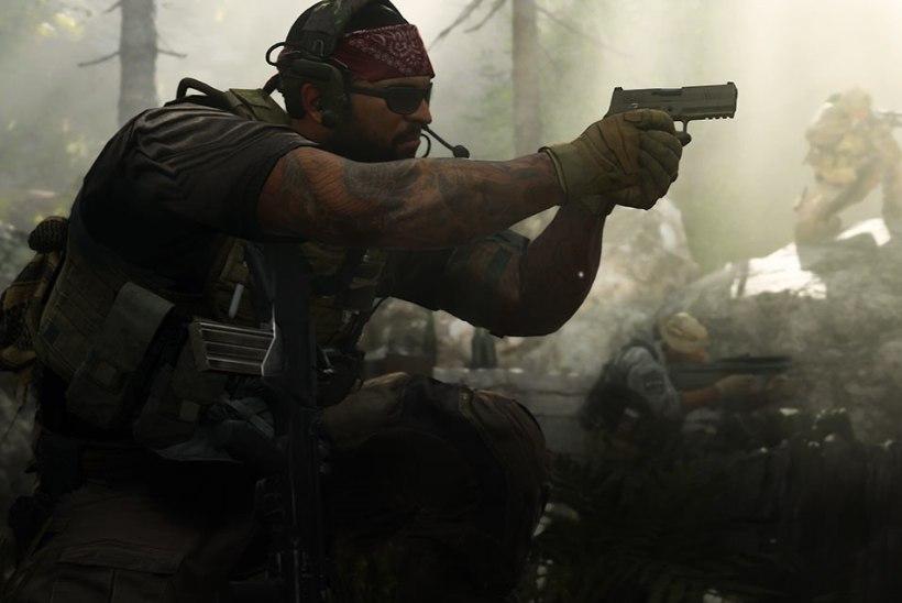 """KÜSIMUS KÕIGI HUULIL: kas """"Call of Duty: Modern Warfare"""" saab battle royale mängulaadi?"""