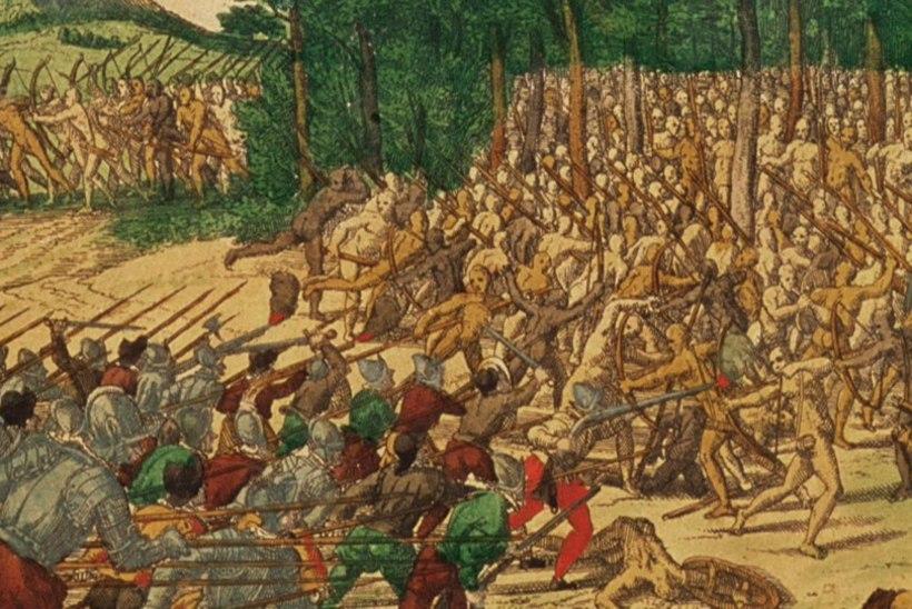 MINEVIKUHETK   10. august: Pueblo hõimud korraldasid Hispaania võõrvallutajate vastu ülestõusu