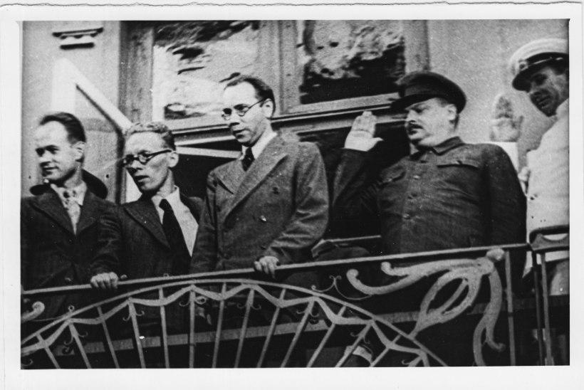 Karl Säre: spioon, mõrtsukas ja punane parteijuht