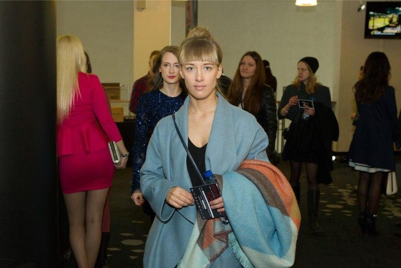 Näitlejanna Liisa Pulk sai tütre