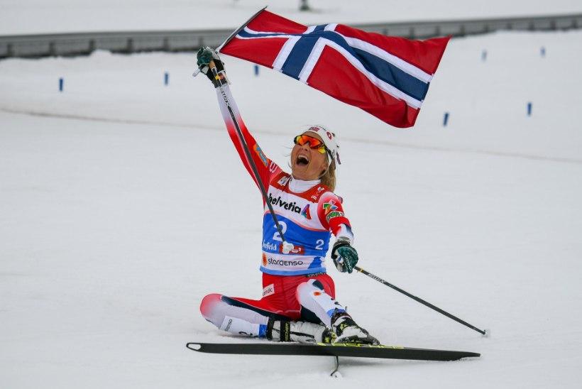 Suur debatt Norras: kas dopingupatune Johaug vääriks uhket auhinda?