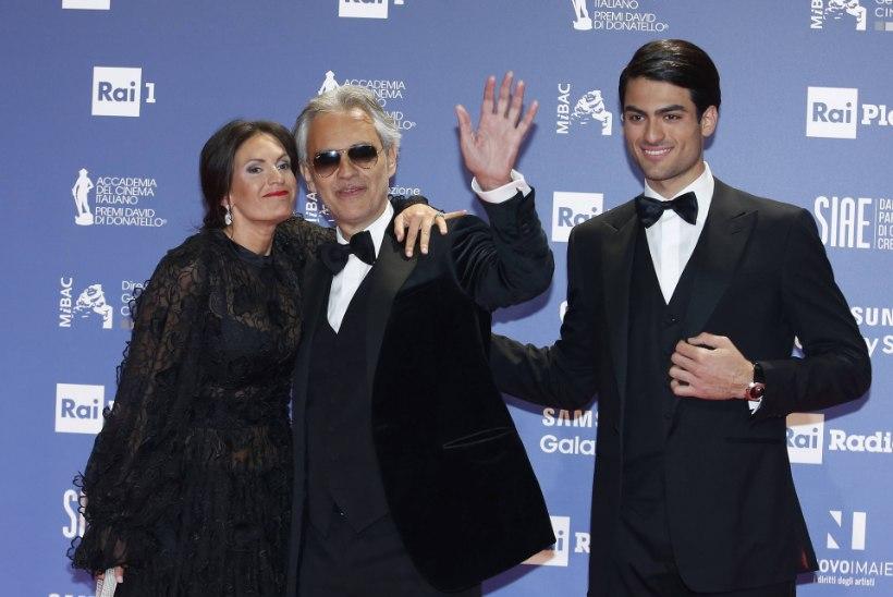 """Andrea Bocelli: """"Ma sain kuulsaks pärast seda, kui paljud uksed olid minu ees sulgunud."""""""