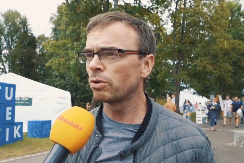 ÕL VIDEO ARVAMUSFESTIVALILT   Sven Mikser: tuleb mõista, et radikaalsus ja ekstreemsus on Eesti ühiskonnas marginaalne osa