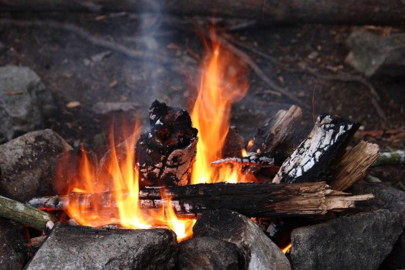 NÕUANDED MATKAJALE: tulepulgaga saab lõkke põlema ka keerulistes tingimustes