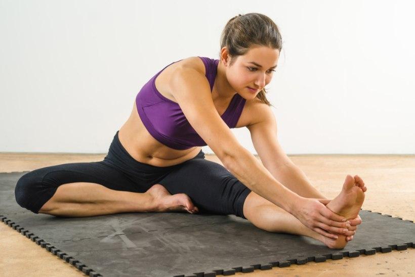 VIDEO | Kuidas kodus treenides jalad trimmi saada?