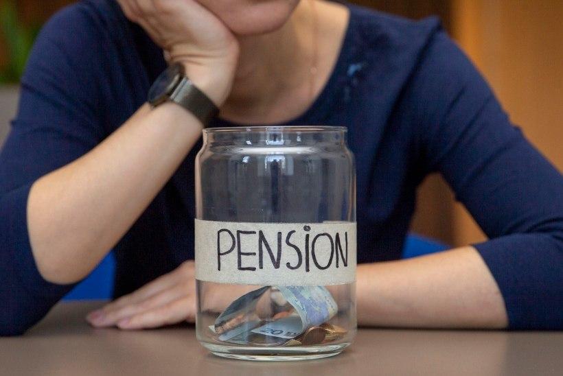 Küsimus | Kas teine pensionisammas kukub täiesti kokku?