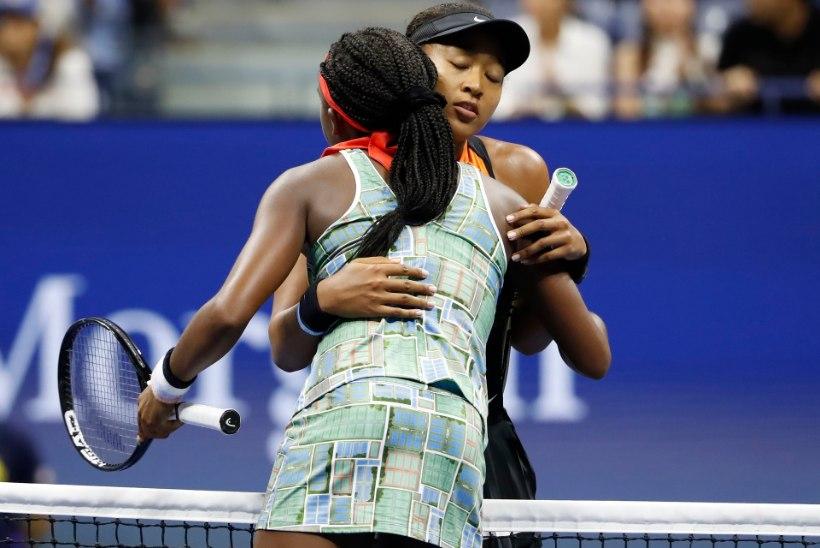 VIDEO | Hingega asja kallal: US Openi suure matši järel nuttis nii võitja kui ka kaotaja