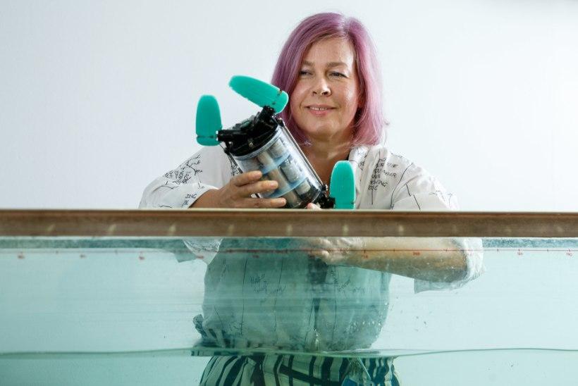 Robootikaprofessor Maarja Kruusmaa teaduse rahastamisest: pole mõtet vahelejäänut peksta, kui süsteem lonkab