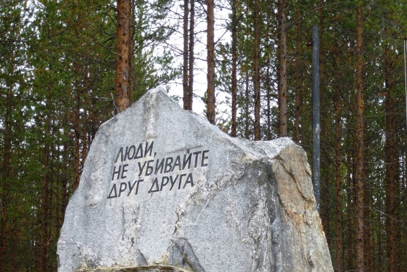 Meedia: Kremli-meelsed üritavad Stalini-aegset massihauda Soome süüks teha