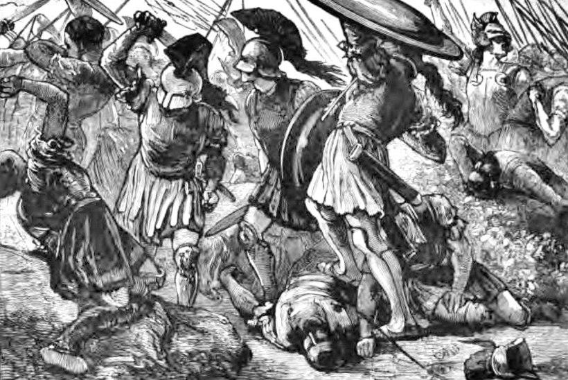 MINEVIKUHETK | 1. september: Makedoonia saavutas Chaironeia lahinguga Kreeka aladel ülemvõimu