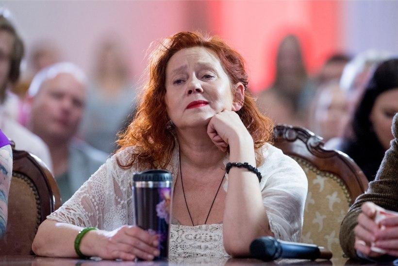 1. SEPTEMBER | Näitleja Merle Jääger: olin õpetajate silmis kui kuri geenius, kes kõike korraldas