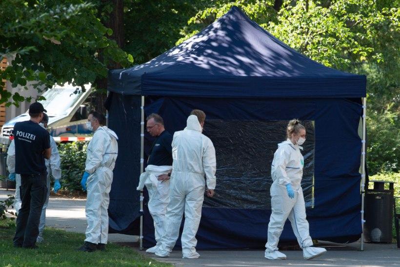 Berliini mõrva jäljed viivad Moskvasse