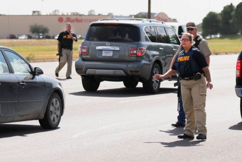 GALERII | Tulistamine Texases: viis surnut ja 21 haavatut
