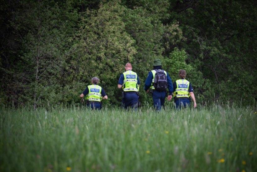 FOTOD   Sihtasutuse Kadunud juht: Ülle ei läinud omal jalal sinna, kust ta surnukeha leiti