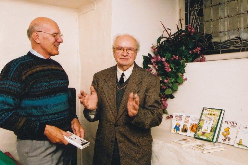 Suri lastekirjanduse tõlkija Valter Rummel