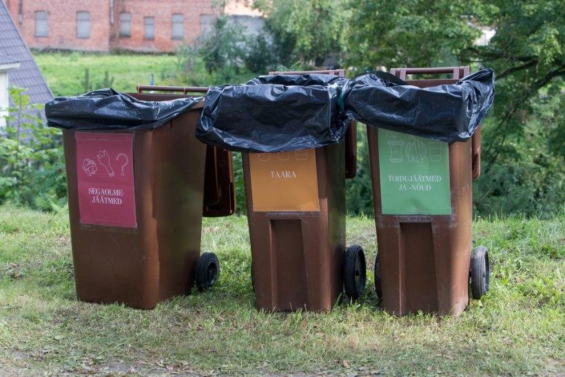 Eesti hakkab jäätmeseadust taas nullist menetlema, samas hakkab aeg otsa saama