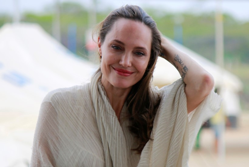 KIHINAD-KAHINAD: Angelina Jolie saab peatselt seitsmenda lapse