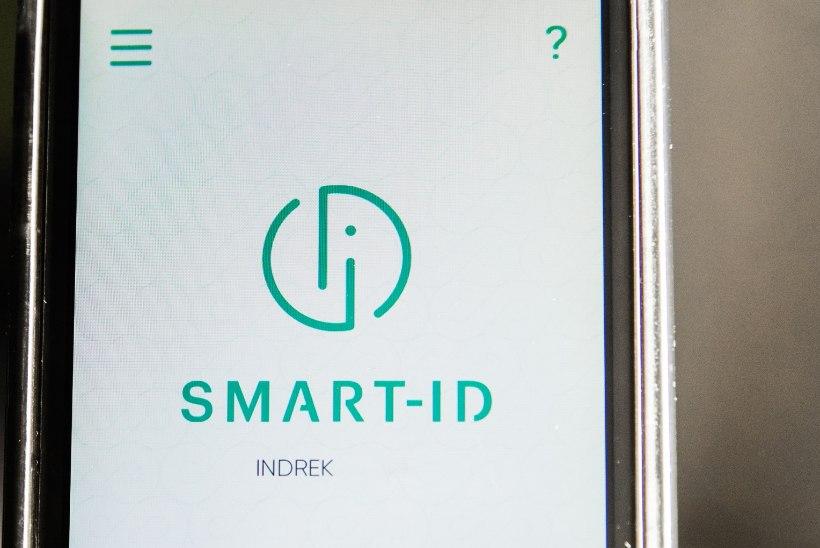 Smart-ID teenus on häiritud