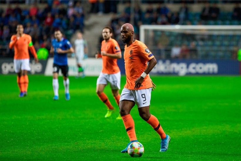 Eestile kaks löönud Ryan Babel: nelja mehe ego maksis Hollandile 2010. aasta MM-tiitli