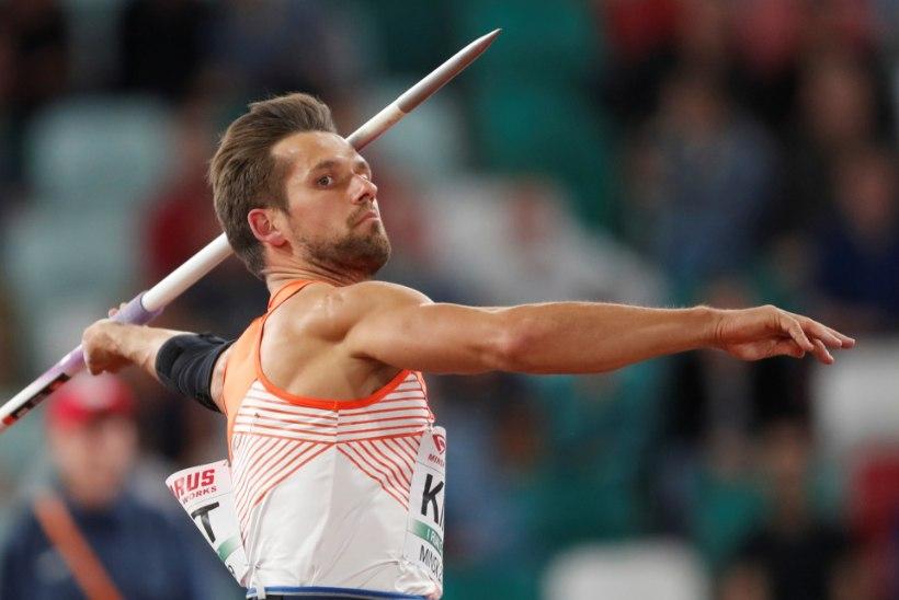 Magnus Kirt viskas viimasel katsel suurepärase tulemuse, kuid Vetter paugutas üle 90 meetri