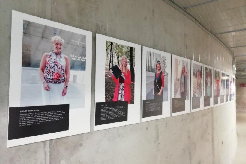"""ERINEVAD JA ÄGEDAD: Lembela korporandid avavad ennast fotonäitusel """"Iseolemise julgus"""""""