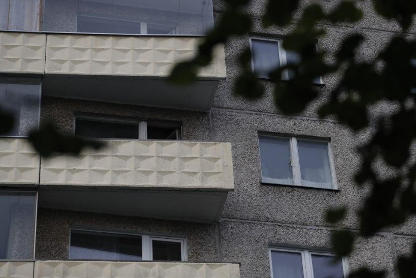 ÕL VIDEO JA FOTOD | MÜRSK MAJAS: Õismäe rahvas elab teadmatuses, miks tuli korteritest evakueeruda