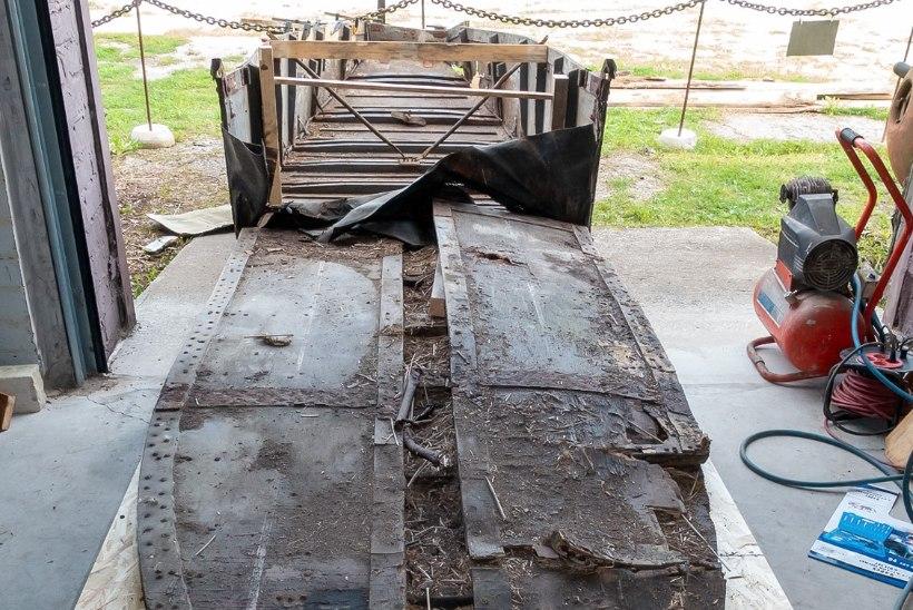 FOTOD | TÕELINE HARULDUS: Muhust leiti Eestis ainsana säilinud dessantpaat