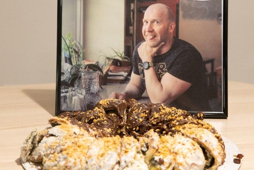 ÕL VIDEO |  Erik Orgu kringlilembus kergitas pärmina Narva kohviku läbimüüki