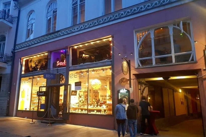 Sessel Salong – pisike baar Tallinna vanalinnas, mis tõepoolest üllatab!