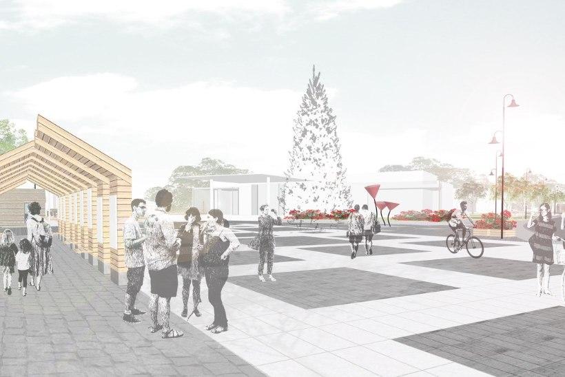 Elva uus linnakeskus saab nurgakivi