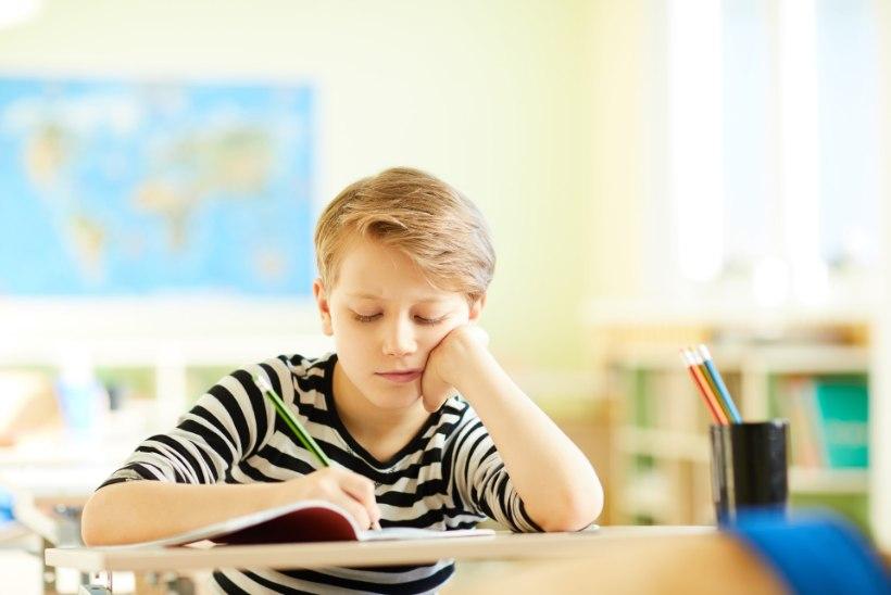 Kuidas koolis paremini keskenduda? Lastepsühhiaater annab nõu!