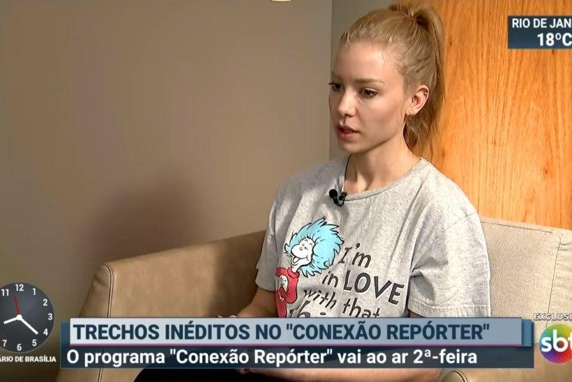 PÖÖRE: Neymari vägistamises süüdistanud modell on hoopis ise plindris
