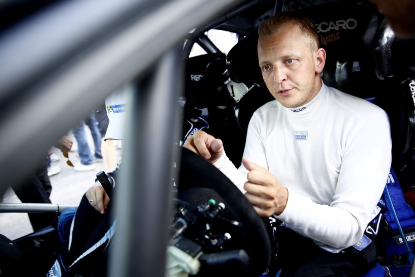 PÕNEV! Endine WRC-äss istub Märtini tiimi Fordi rooli