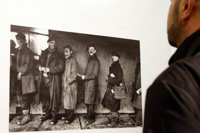 Suri XX sajandi mõjukamaid fotograafe Robert Frank