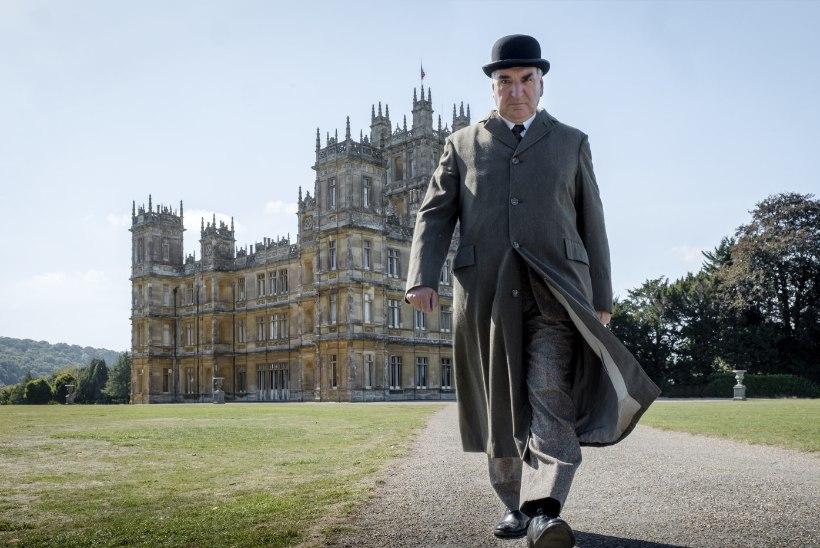 """""""Downton Abbey"""" sünd: """"Kõik algas heast toidust ja joogist ning mõnusast vestlusest."""""""