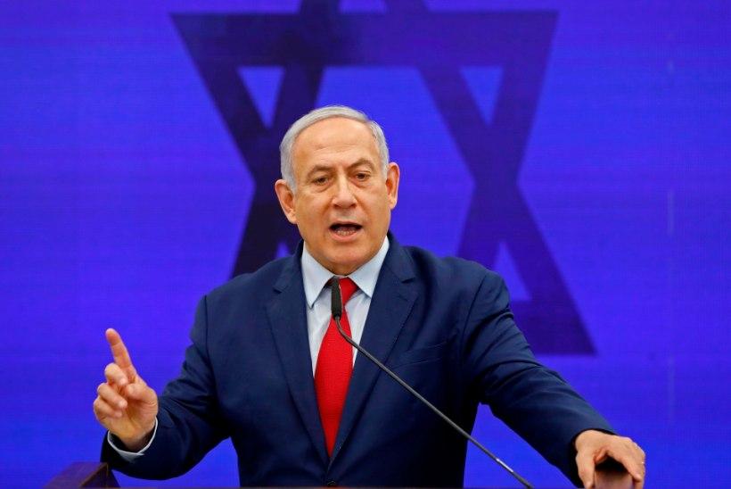Iisraeli peaminister lubas annekteerida osa Jordani Läänekaldast